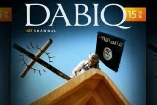 El Estado Islámico vuelve a amenazar a través de su revista al Papa Francisco y al Vaticano