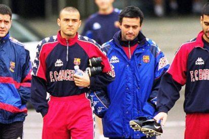 Desvelan que Mourinho quería que Luis Enrique fuera su ayudante