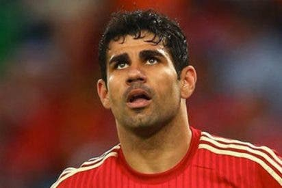 """Diego Costa: """"Mis compañeros me apoyaron en todo momento"""""""