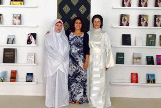 Mujeres imanes en las mezquitas de Copenhague