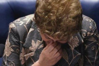¿Dónde irá Dilma Rousseff tras haberle dado el Senado una patada en el culo?