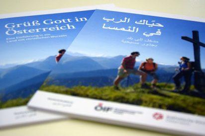 Tradidiciones cristianas para refugiados en Austria