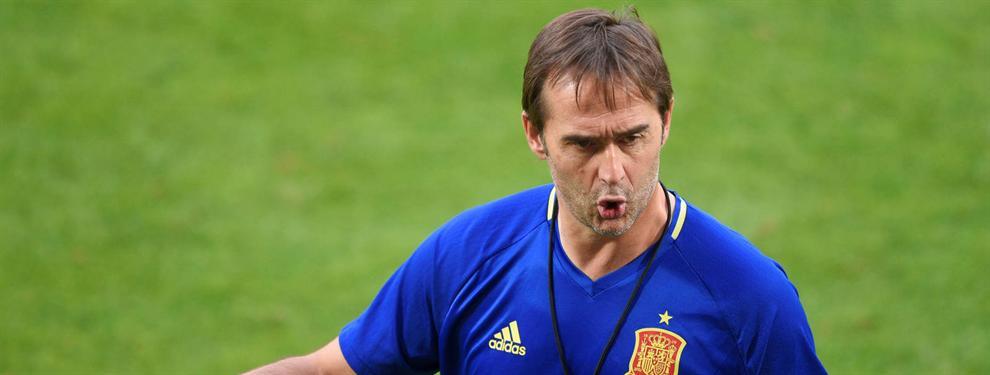 El acuerdo secreto entre Lopetegui y Casillas de cara al Mundial de Rusia