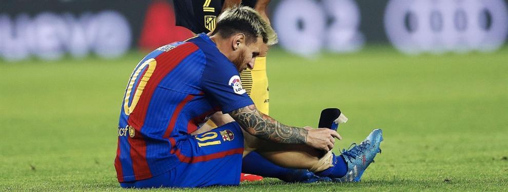 """""""El Barça es el único club del mundo que sabe cuidar a Messi"""""""