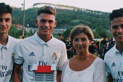 El capitán mexicano del Real Madrid