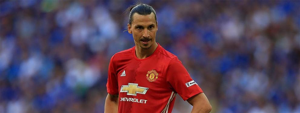 El desafío que Zlatan Ibrahimovic la ha lanzado a Claudio Bravo