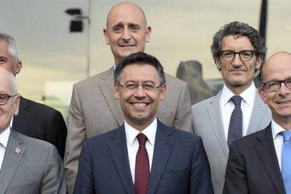 ¡El directivo del Barça que se carga a un jugador del equipo!