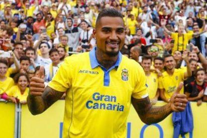 Las Palmas vuelve a ganar y el Eibar rescata un punto ante el Sevilla