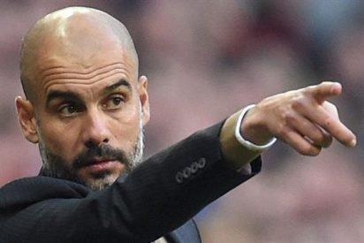 El gesto de Guardiola que coloca casi en la calle a otro jugador del City