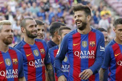 El infiltrado del Real Madrid en el vestuario del Barça