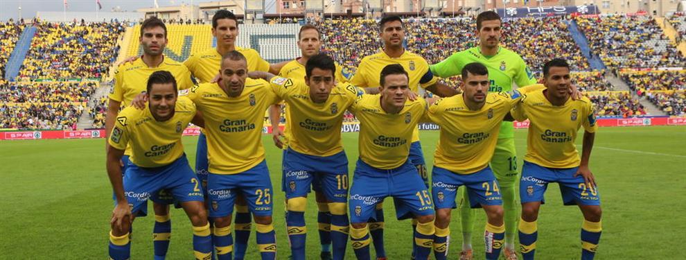 El jugador de Las Palmas que está en la agenda de dos equipo de la Premier