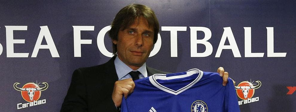 El jugador que Antonio Conte vetó para el Sevilla