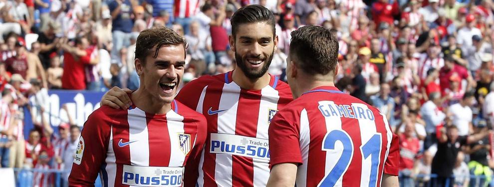 El mensaje en el vestuario del Atlético con vistas al Barcelona