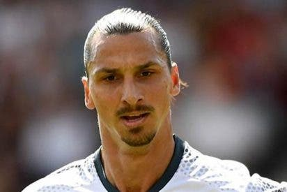 El motivo oculto en el ?no? de Zlatan Ibrahimovic por el Manchester City