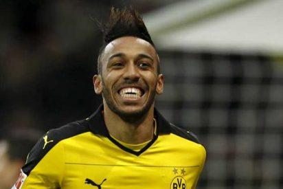 """El """"no"""" de Aubameyang al PSG por seguir esperando al Real Madrid"""
