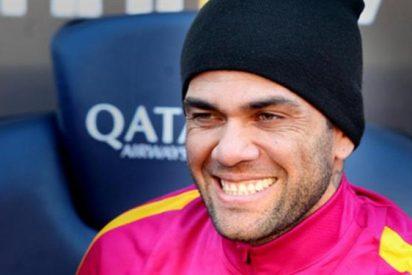 El nombre de Dani Alves reaparece en el vestuario del Barça