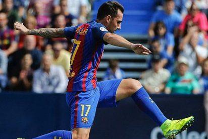 El nuevo problema de Luis Enrique en el vestuario del Barça