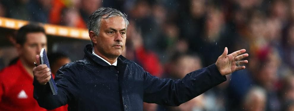 El objetivo del Madrid que también rechazó a Mourinho
