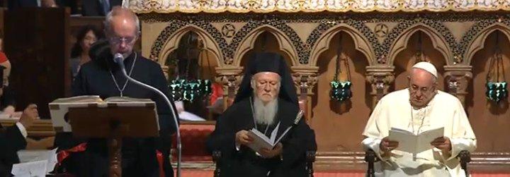 """Oración del Papa en Asís: """"Las víctimas de las guerras imploran la paz"""""""