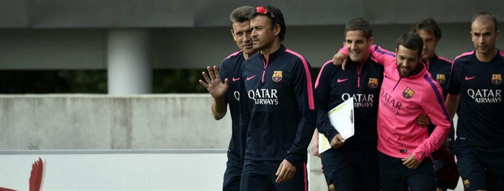 El parche de emergencia del Barça para el lateral derecho