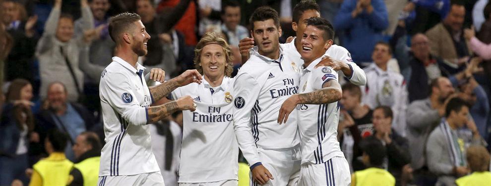 El ?patito feo? del vestuario del Madrid: la doble cara que no gusta en el Real