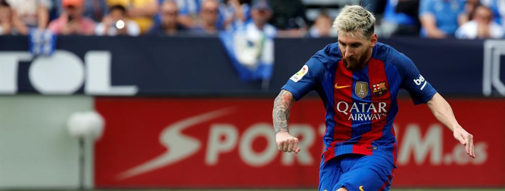 El plan que seguirá Messi para volver más fuerte de su lesión