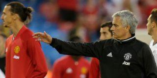 El proyecto de Mourinho se tambalea y éste explota: Árbitro, jugadores...