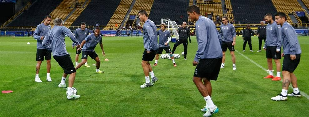 El Real Madrid apuntala el equipo con dos movimientos estratégicos