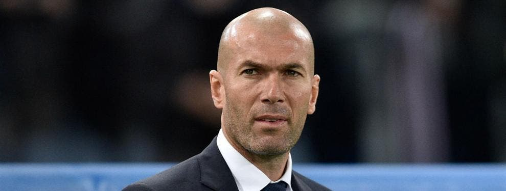 El Real Madrid goleó al Osasuna pero... ¡Zidane se fue con mucha bronca!