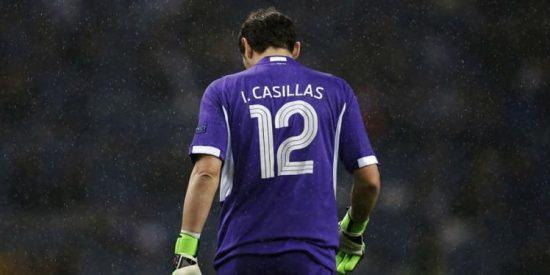 El recadito que un compañero de vestuario en el Madrid le ha mandado a Casillas