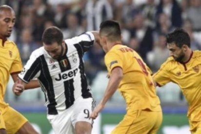 El Sevilla arranca un empate a la Juventus: los protagonistas del duelo en Turín