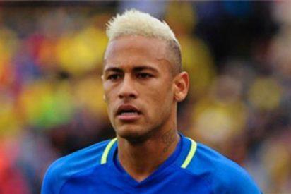 El tremendo enfado de Neymar con sus compañeros del Barça