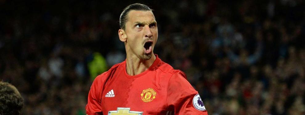 El último zasca de Zlatan Ibrahimovic a Pep Guardiola