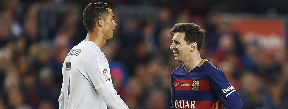 El verdadero motivo por el que el FIFA pone a CR7 por delante de Messi