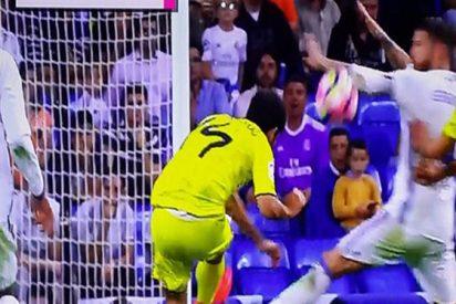 El vestuario del Barça se echa unas risas con las simulaciones de Ramos