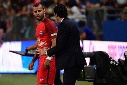 En el PSG hasta Unai Emery se arrepiente del fichaje de Jesé Rodríguez