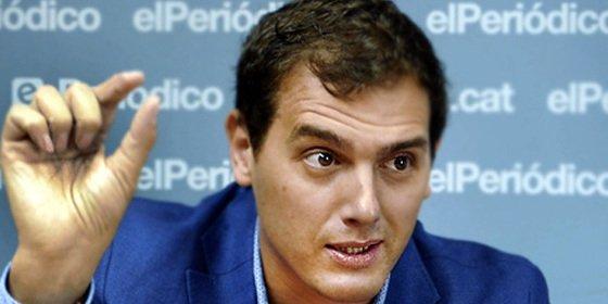 """Albert Rivera: """"No me alegra ver un partido en crisis, pero peor es que toda España siga en crisis por el bloqueo"""""""