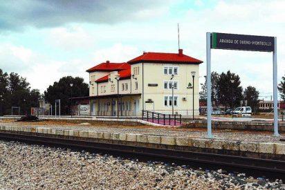 Castilla y León y Madrid se alían para potenciar la línea ferroviaria Madrid-Aranda de Duero