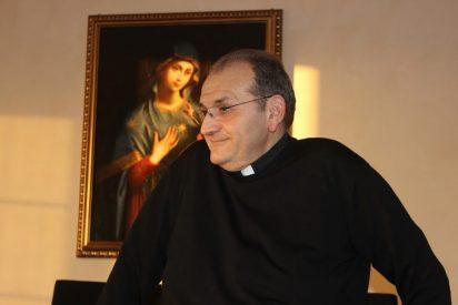 El padre Fabrizio Meroni, director de la Agencia Fides