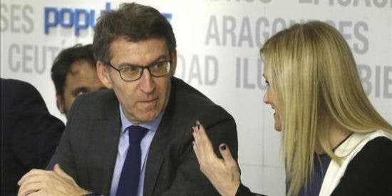 Alberto Núñez Feijóo y Cataluña