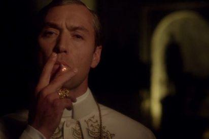 """""""The Young Pope"""": Sorrentino lleva a la pequeña pantalla al primer Pontífice de EE.UU."""