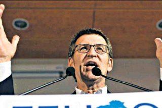 La izquierda se bate en retirada en Galicia: Núñez Feijóo, sin rival