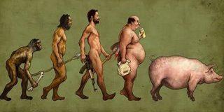 Los 8 alimentos que te hacen engordar como un cerdo en menos que canta un gallo