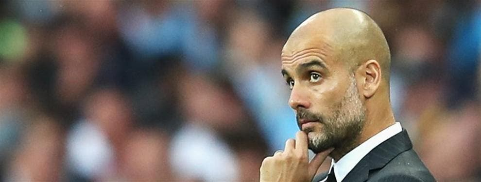Guardiola habló con un descarte de Luis Enrique