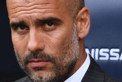 Guardiola lanza un mensaje alto y claro con dirección Barcelona