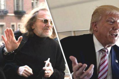 El mortal antecedente del melenudo médico de Donald Trump es de infarto