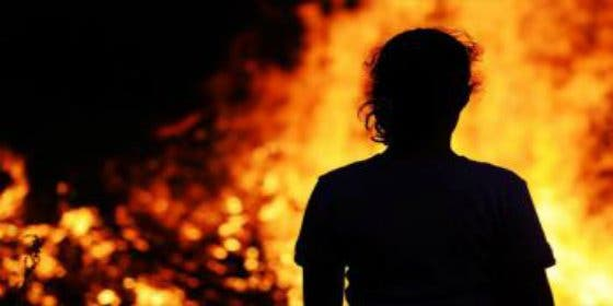 [VÍDEO] Así queman viva en Perú a una anciana acusada de practicar brujería