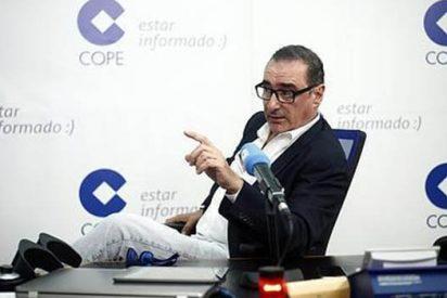 """Carlos Herrera: """"Los resultados de mi primer EGM sorprendieron hasta a la propia COPE"""""""
