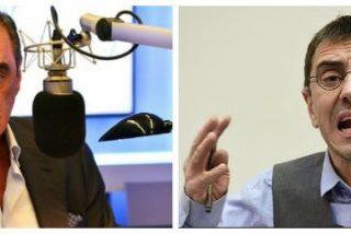 """(AUDIO) Carlos Herrera: """"Monedero es un buen esbirro y fiel a la mano que le da de comer"""""""