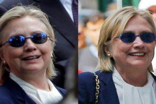 ¡A Hillary Clinton la sustituye una doble! Las 'pruebas' de esta loca conspiración